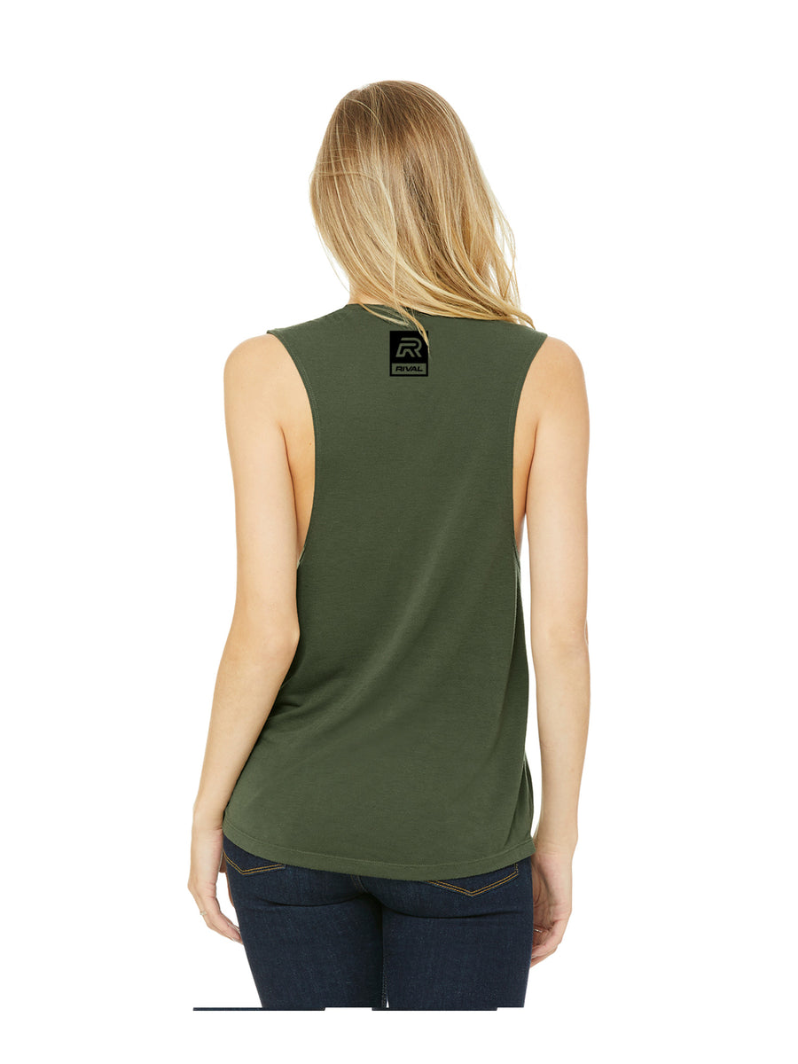 Signature - Ladies Muscle Tank