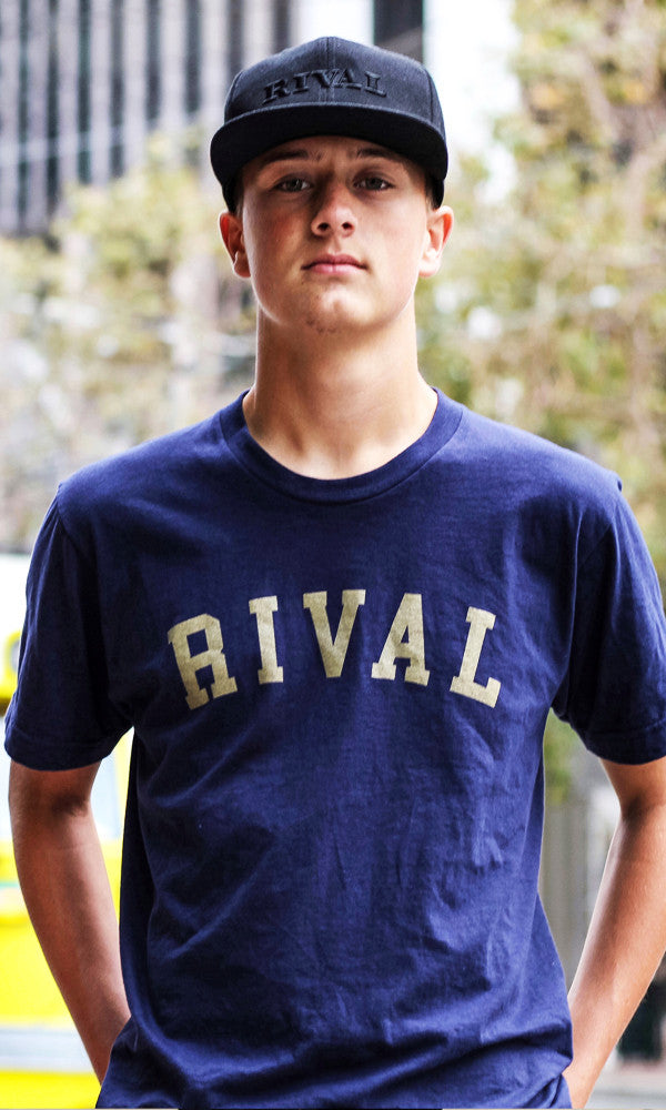 Rival Fraternity® -  100% Cotton (L, XXL, and XXXL sizes)