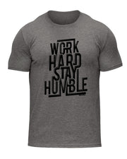 Work Hard & Stay Humble