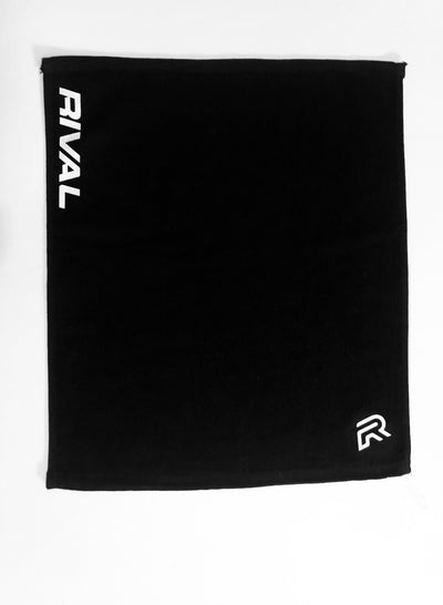 Rival Gym Towel - Black