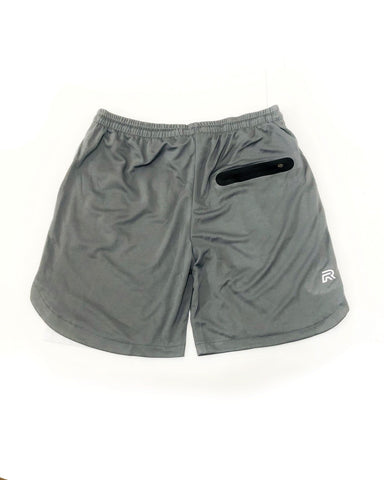 Rival Tactical Shorts - Grey (Small)
