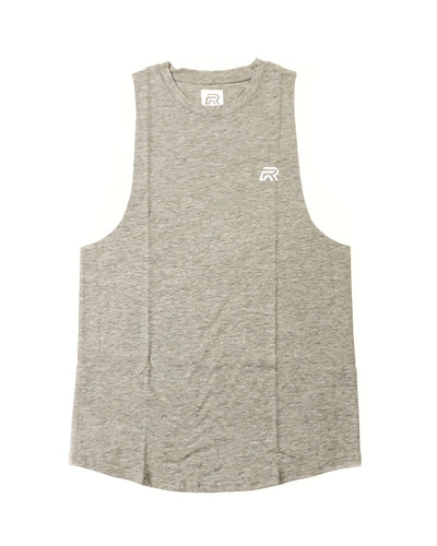 New Rival RAW CUT Muscle Tanks - Grey