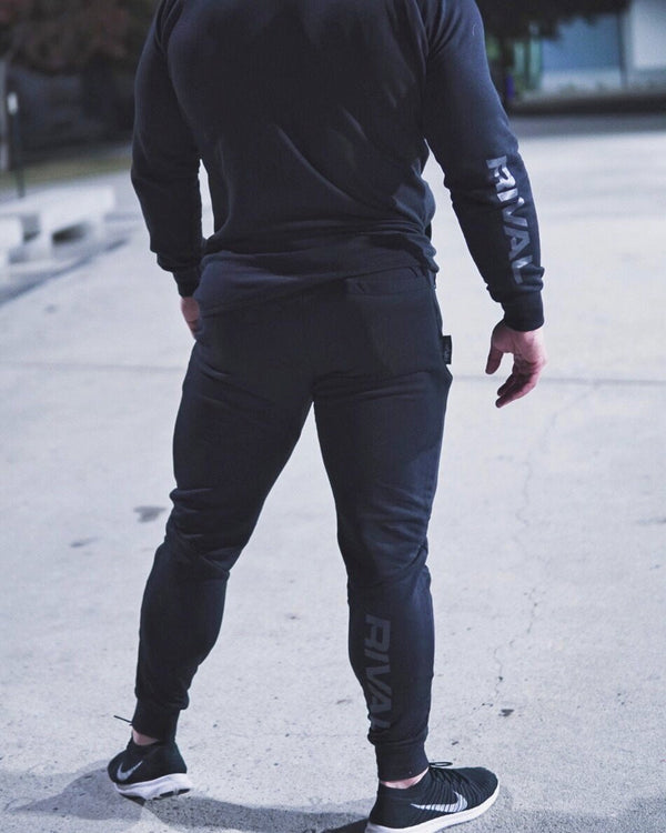 BLVCK Track Joggers - Only XXL Left!