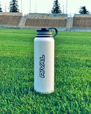 Rival Hydro 32 oz Stainless Water Canteen