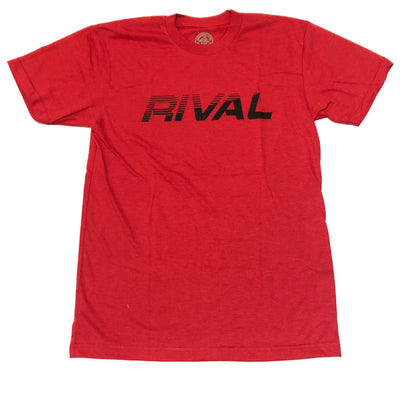 Red Signature tee - Last one Large!