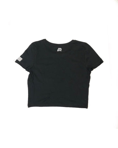 Can't Quarantine This - Womens Fit Cropped Tee