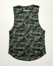 Rival Performance Muscle Tank - Camo