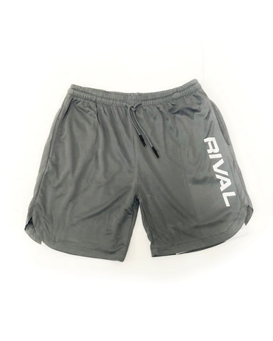 *NEW Rival Tactical Shorts - Grey (Small)