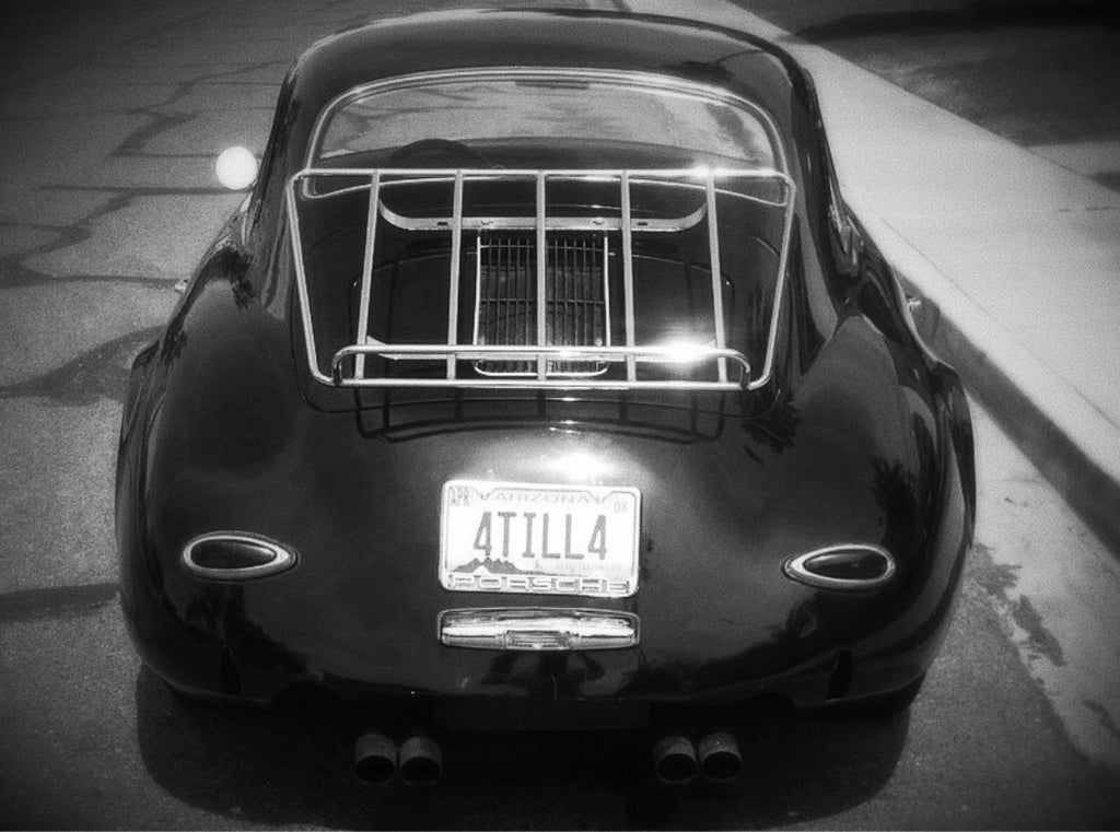 The 356 that had the license plate 4till4