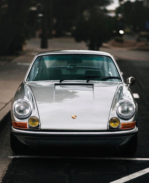 Porsches and Coffee at Fourtillfour
