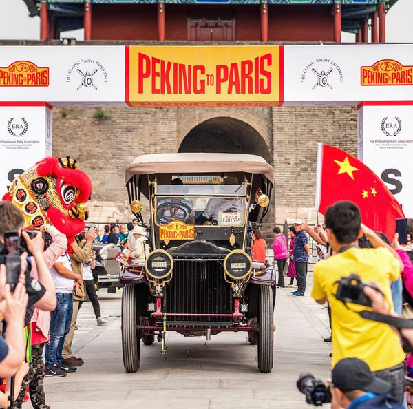 Peking to Paris 2019