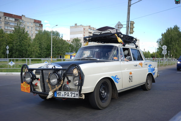 Peking to Paris 2019 rally