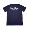 Fourtillfour Car Club - Navy