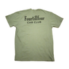 Fourtillfour Car Club - Military Green