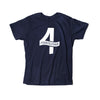 Navy Four Shirt