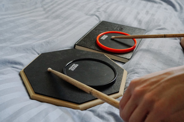 Movement Drum Co. - The Ultra Portable Practice Pad with Case - Movement Drum Co. -  Practice Pad - Movement Drum Co.