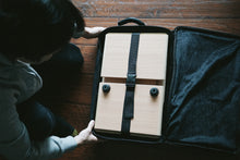 Load image into Gallery viewer,  Movement Drum Co. - The Collapsible Cajon with Traveler Backpack - Movement Drum Co. -   - Movement Drum Co.