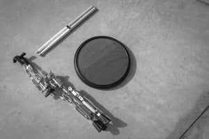 Movement Drum Co. - The Double-sided Practice Pad, Marching Snare - Movement Drum Co. -   - Movement Drum Co.