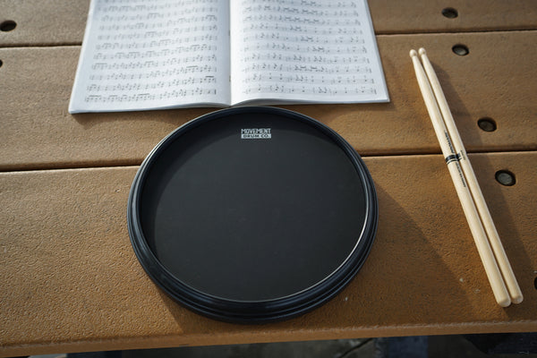 The Double Sided Practice Pad 3-in-1, Laminate