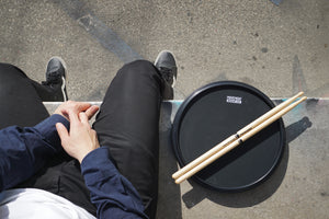 Movement Drum Co. - The Double Sided Practice Pad, 4-in-1 Laminate + Conditioning - Movement Drum Co. -   - Movement Drum Co.
