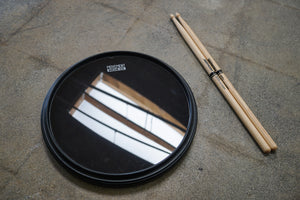 Movement Drum Co. - The Double-sided Practice Drum Pad, 4-in-1 Laminate + Conditioning - Movement Drum Co. -   - Movement Drum Co.