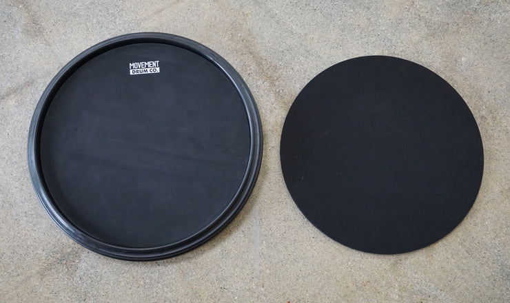 Movement Drum Co. - The Double Sided Practice Pad 3-in-1, Conditioning - Movement Drum Co. -   - Movement Drum Co.