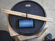 Load image into Gallery viewer,  Movement Drum Co. - The Double-sided Premium Practice Drum Pad, 4-in-1 - Movement Drum Co. -   - Movement Drum Co.