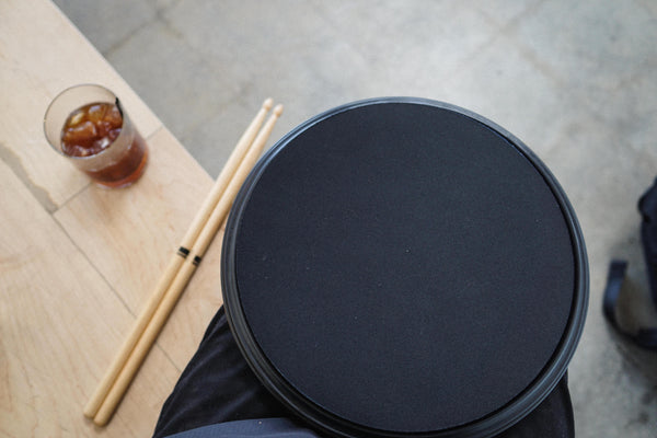 Movement Drum Co. - The Double Sided Practice Pad, Workout and Resistance - Movement Drum Co. -   - Movement Drum Co.