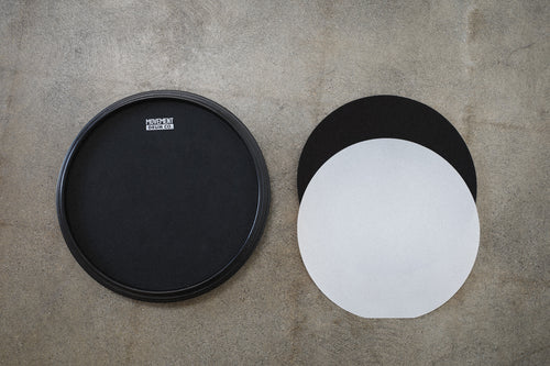 Movement Drum Co. - The Double Sided Practice Pad, 4-in-1 Brush + Conditioning - Movement Drum Co. -   - Movement Drum Co.
