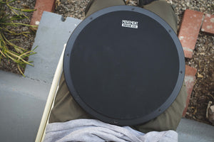 Movement Drum Co. - The Double-sided Premium Practice Drum Pad, Marching Snare - Movement Drum Co. -   - Movement Drum Co.