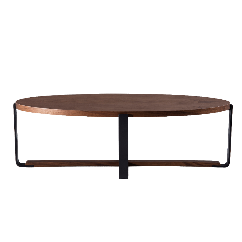 Evolute Oval Coffee Table<br>Artisan Collection