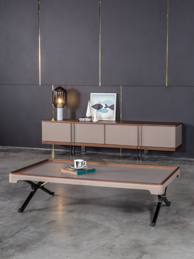 Axel Coffee Table<br>Artisan Collection