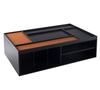 Image of Onyx Coffee Table<br>Artisan Collection