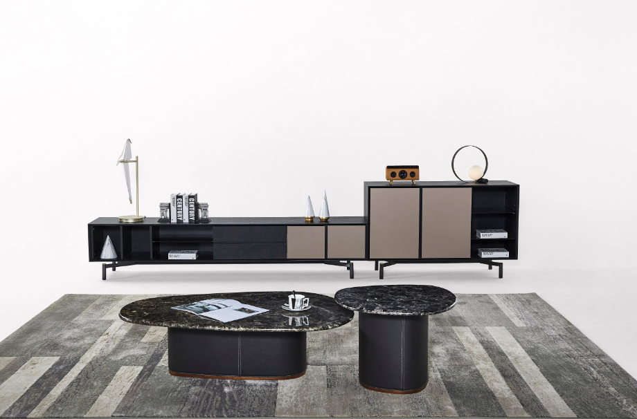 Lucano TV Console<br> Artisan Collection