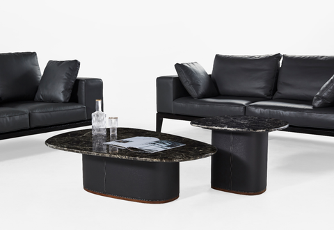 Vazquez Side/Coffee Table<br>Artisan Collection
