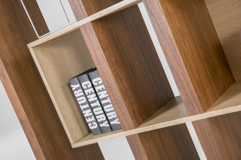 Dubble Book Shelf<br>Artisan Collection