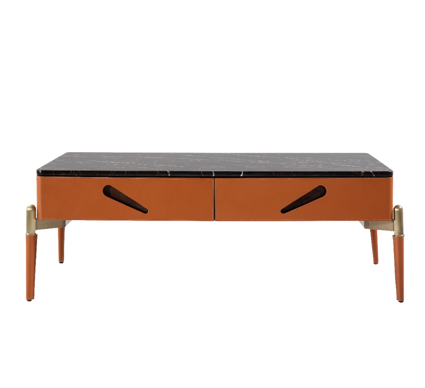 Marvel Rectangle Coffee Table<br>Artisan Collection