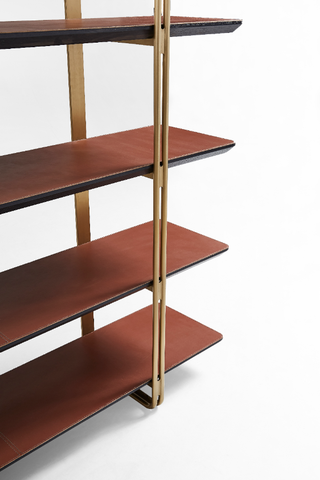 Baker Book Shelf <br>Artisan Collection
