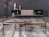 Ardent Square Coffee Table<br>Artisan Collection