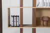 Image of Dubble Book Shelf<br>Artisan Collection