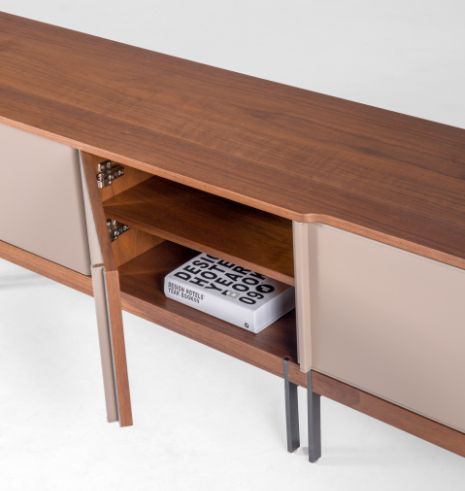 Havard TV Console<br>Artisan Collection