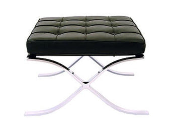 Barcelona Ottoman<br> Modern Classic Collection