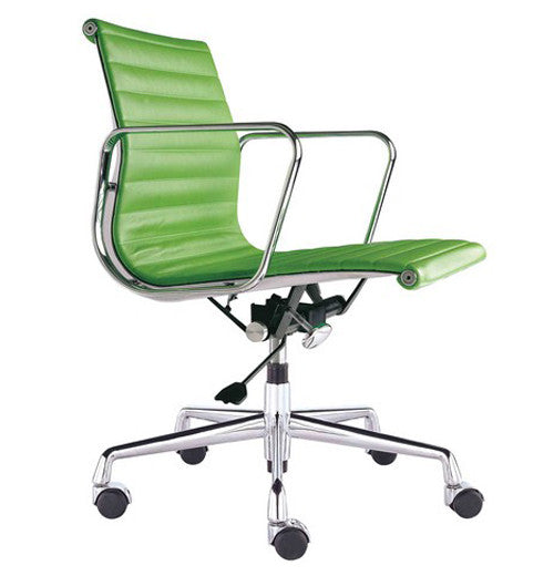 EM Office Chair Thin Pad (Low)<b>*Now in Black, White or Galvanize