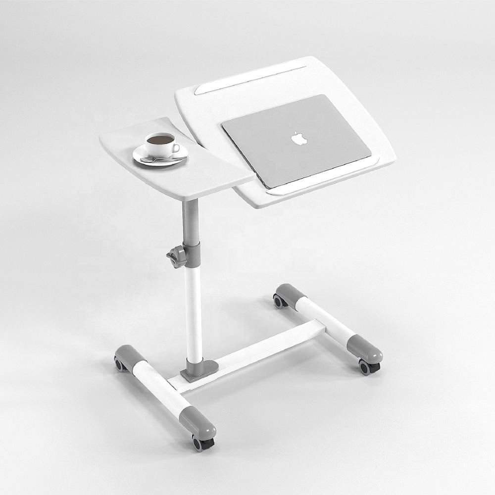 Ally Mobile Stand <br>(Height adjust & Tilt, with castors)