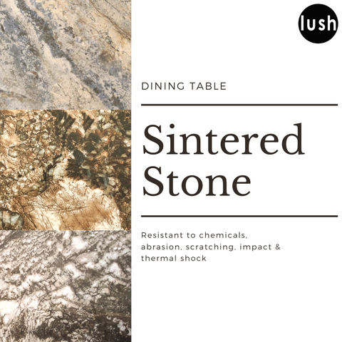Sintered Stone Table Promotion !