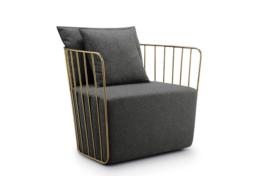 Veil Lounge Chair <br>Modern Classic Collection