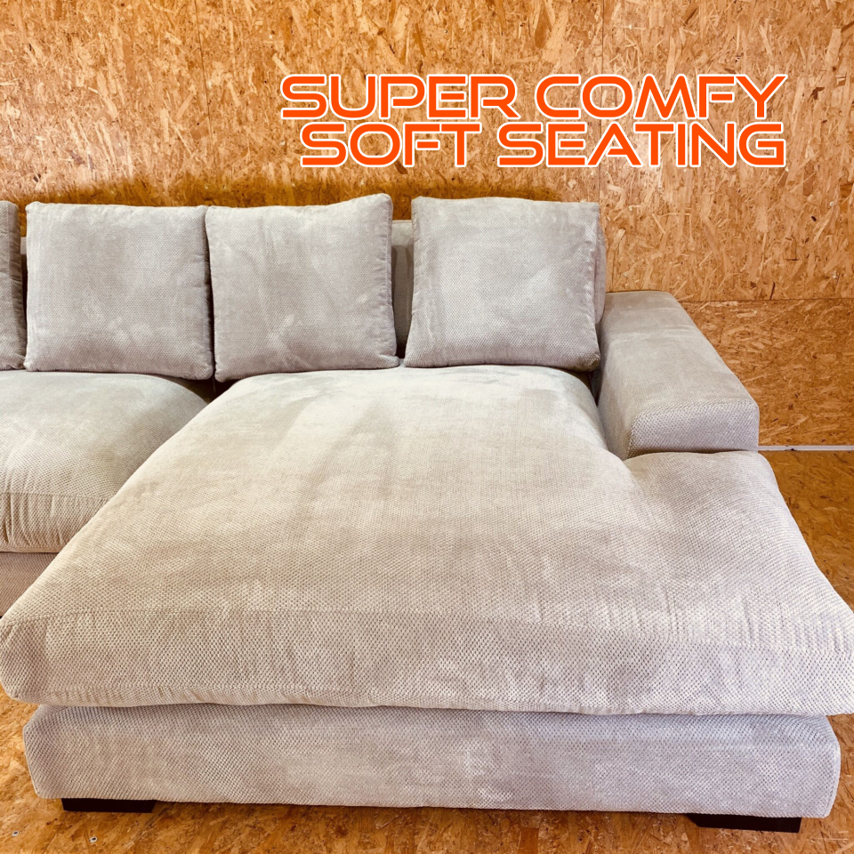 Lazzy Sofa<br>New Arrival