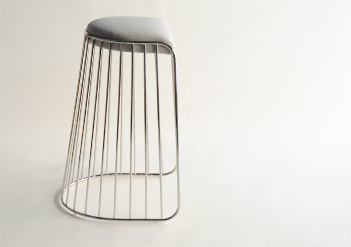 Veil Counter Stool