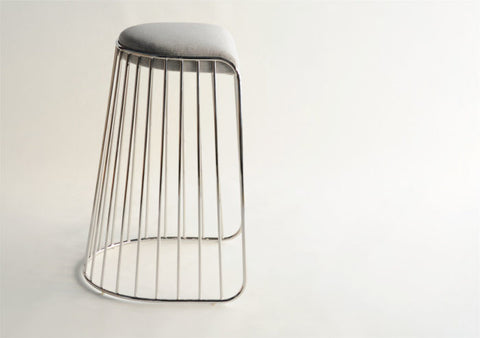 Veil Backless Counter/Bar Stool