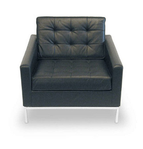 Noll 1 Seater(Metal Leg) <br> Modern Classic Collection